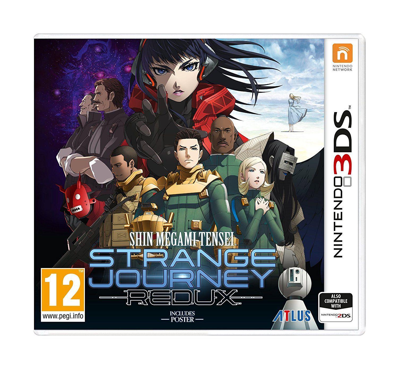 Shin Megami Tensei Strange Journey Redux £26.75 / Radiant Historia Perfect Chronology £31.85 (New) @ Boomerang