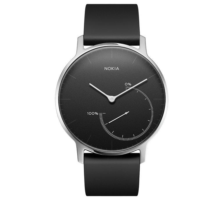 Nokia steel smart watch - Black - £94.95 @ Argos