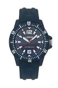 Lorus plastic divers style watch at Argos Ebay £16.99
