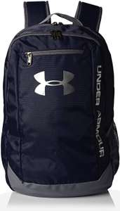 Under Armour Men UA Hustle LDWR Traditional Backpack £15 (Prime) / £19.75 (non Prime) at Amazon