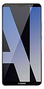 Huawei Mate 10 Pro (Single-SIM) 128GB BLA-L09 SIM-Free 4G Smartphone (Titanium Grey) @ amazon