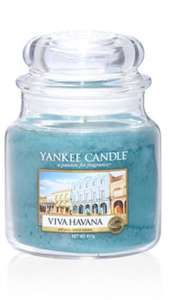 Yankee Candle Small Jar £2.42 (With Code) + £4.95 delivery or Click &Collect at  Housingunits