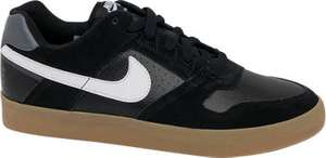 thoughts on large discount classic fit Mens Nike SB Delta Force trainers in Black, Olive or Grey ...