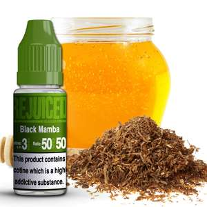 Black Mamba Bacco 50% OFF Juice of the week - £1.25 + £1.99 shipping @ Rejuiced