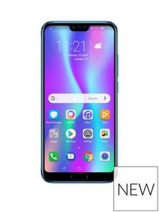 New - Honor 10 Blue £369.99 using 30OFF BNPL Available + Free Honor earphones @ Very