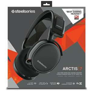 Steelseries Arctis 7 Lag Free Wireless Gaming Headset - £99.98 @ Ebuyer