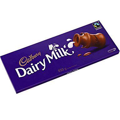 Dairy milk 850g - £5.99 instore @ Home Bargains