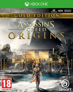 Assassins Creed Origins Gold Edition £34.99 @ Game PS4/XBONE