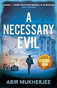 A Necessary Evil just 99p on Kindle (80% off)
