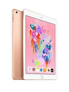 iPad 2018 version, £287.10 from £319, using 10% off code at VERY