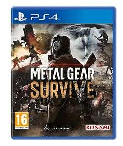 Metal gear survive ps4 £9 Used/Good at Ebay/Boomerang for £8.99