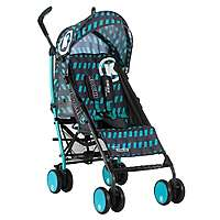 Cosatto Koochi Sneaker Stroller in Ticket or Yellow was £122.90 now £46.95 Delivered @ Asda George
