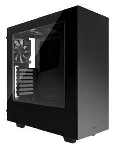 NZXT CA-S340W-B1 Source 340 Midi-Tower Case - Black - £49.99 @ Amazon