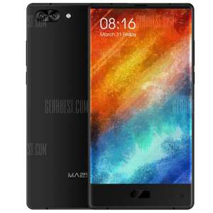 MAZE Alpha 4G Phablet Android 7.0 6.0 inch Bezel-less Screen Helio P25 Octa Core 2.5GHz 4GB RAM 64GB ROM 13.0MP + 5.0MP Rear Cameras 4000mAh Battery Type-C - £89.99 @ Gearbest