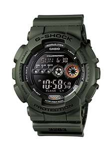 Casio G-Shock Men's Watch GD-100MS-3ER @ Amazon (£54.00 delivered)