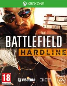 Battlefield Hardline (used) Xbox one £2.71 at music magpie!