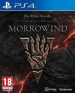 [PS4/Xbox One] The Elder Scrolls Online: Morrowind - £3.99 (Ex-Rental) - eBay/Boomerang