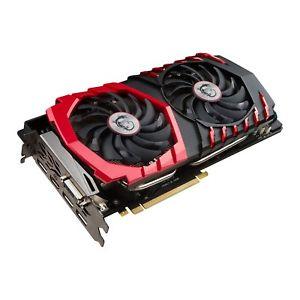 MSI GeForce GTX 1070 Ti Gaming 8G GPU - Manufacturer refurbished - 12 month warranty - £409.99 @ parts-4pcs ebay