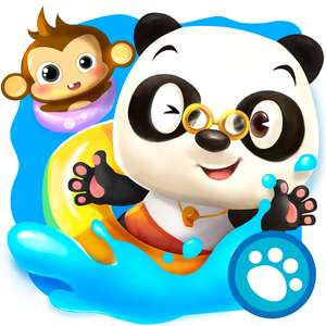 Dr.Panda Swimming Pool (educational game) free on iOS (and Android)