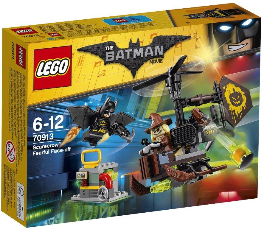 LEGO DC Comics 70913 Batman Movie Scarecrow Fearful Face-Off - £7.97 @ Amazon (with Prime) / £11.92 non-Prime
