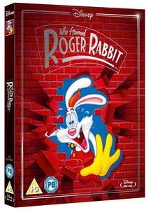 Who Framed Roger Rabbit? (25th Anniversary Edition) [Blu-ray] £6.30 delivered @ Zoom