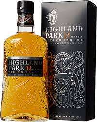Highland Park 12yr in-store at Morrisons, Livingston Centre - £22