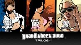 Grand Theft Auto: Trilogy PC Steam – £4.80 @ Green man gaming
