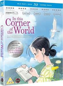 In This Corner Of The World Blu-ray/DVD Double Play £6.99 (Free C&C @ HMV)