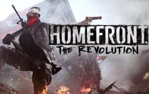 Homefront the Revolution – PC – Humble Bundle…. One of my fave games! Similar to Half Life 2 and Far Cry without the crafting. £3.74! I played this for 50 hours so is 7.5p per hour!