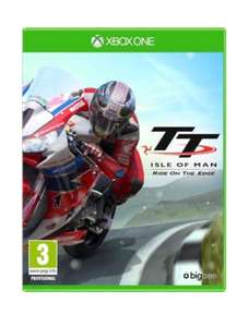 TT Isle of Man - Ride on the Edge (Xbox One) Brand New & Sealed £29.85 Delivered @ Boss_Deals/eBay