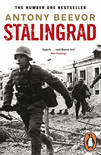 Stalingrad - Antony Beevor. Kindle Ed. Now 99p @ Amazon