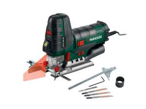 Parkside Jigsaw 800w - £24.99 at Lidl from 24th May