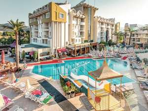 School summer holidays - 2 x adults, 2 x Children (under 12) - All Inclusive - Turkey - 19/07-26/07: £459 per person at  Thomas Cook