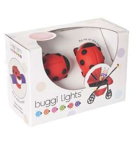 Hippychick Buggi Lights Red (was £14.99) Now £7.49 C&C at Boots