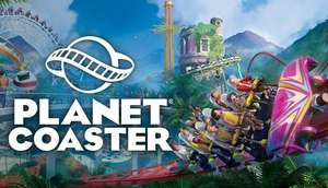 Planet Coaster (PC) £13.49 from Humble Store