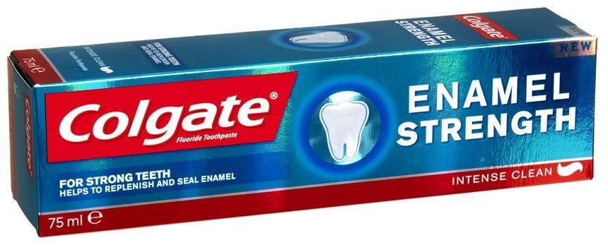 Colgate Enamel Strength [Intense Clean] 75ml - 99p @ Superdrug Instore