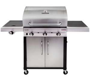Char-Broil 340S 3 Burner Gas BBQ + FREE Cover - £299.99 @ Argos