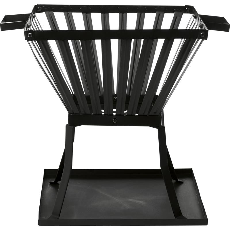 La Hacienda Columbus Steel Fire Basket - £16.95 C&C @ Homebase