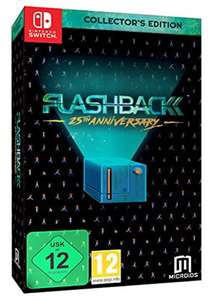 Flashback Collector's Edition (Nintendo Switch) £27.85 Delivered @ Base