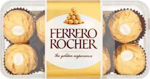 Ferrero Rocher - great price BUT sell by date 22/5/18! - £1.50 per box (P&P £5.99 for order) @ Approved Foods