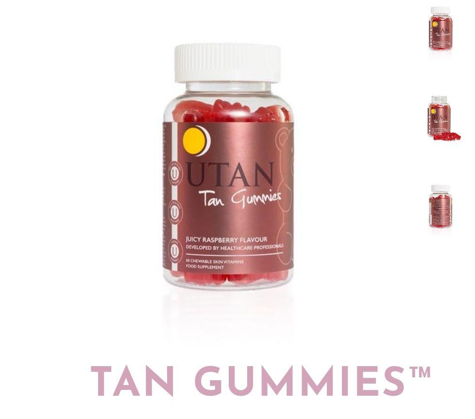 Utan self tanning gummies - 1 Month Supply £17.99 Superdrug