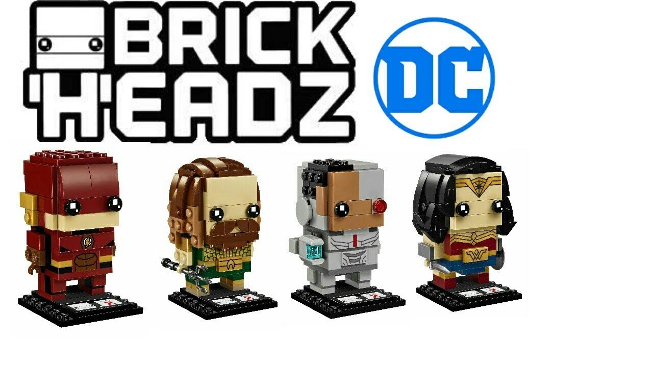 Star Wars and DC Brickheadz (Tesco Extra Cardiff) – £5 instore