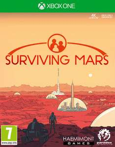 Surviving Mars (PS4/Xbox One) £19.85 Delivered @ Shopto