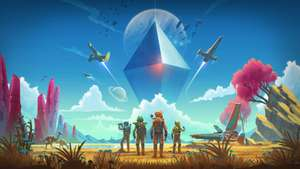 No Man's Sky (PC - Steam)  - £12 with code BOTR25 at GMG