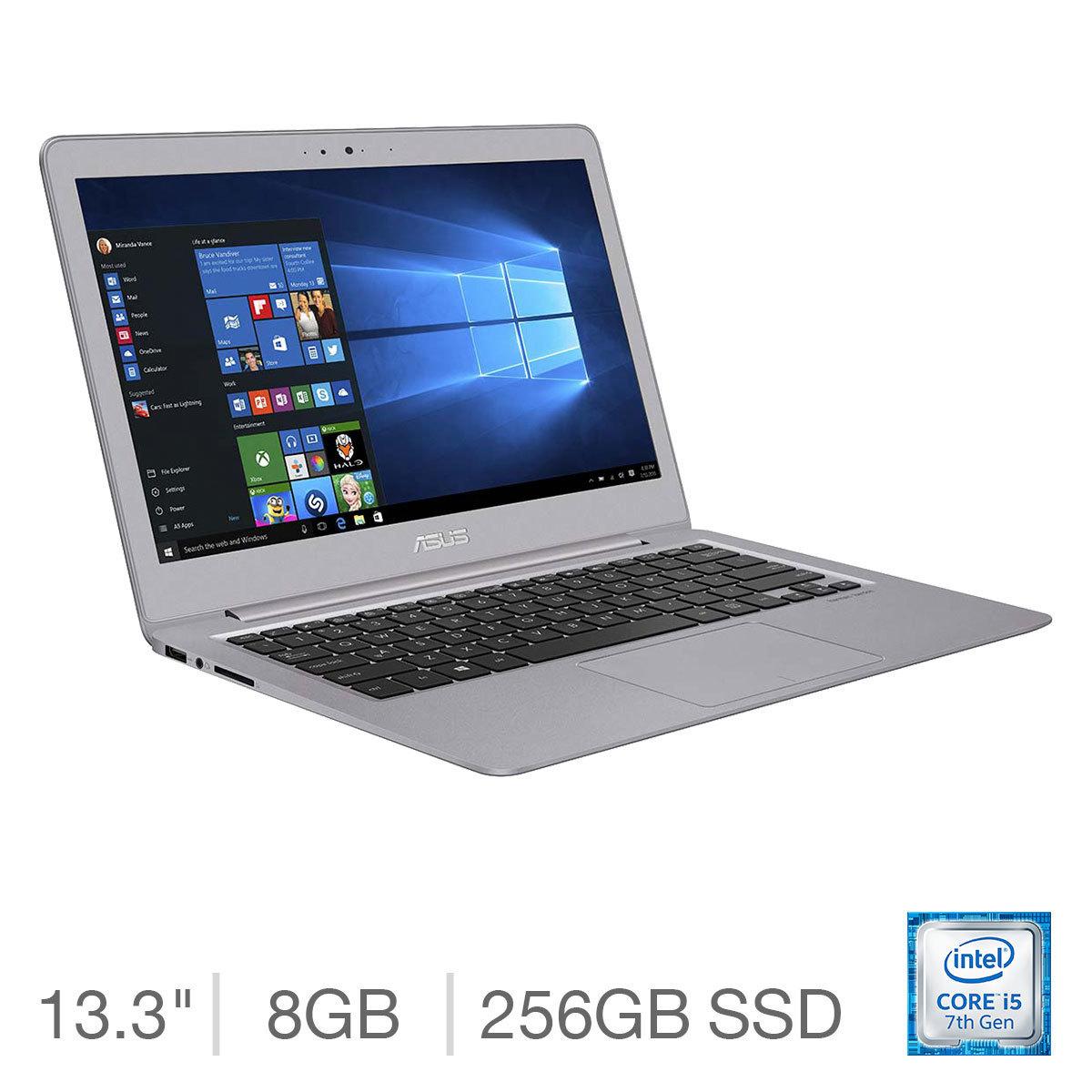 """Asus ZenBook UX330UA i5 (7th gen), 8GB RAM, 256GB SSD, 13.3"""" QHD+, £499.99 @ Costco"""
