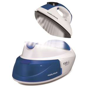 Morphy Richards 333007 2600w 4.5 bar high power steam generator iron was £89.99 now £69.99 delivered @ Co-op electrical