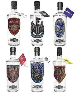 Exclusive Crystal Premier League Football Vodka, 70cl (6 Teams) £28.99 free p&p @ Costco
