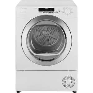 Candy Grand'O Vita  9Kg Smart Condenser Tumble Dryer  £199 w/code + FREE Next Day delivery @ AO