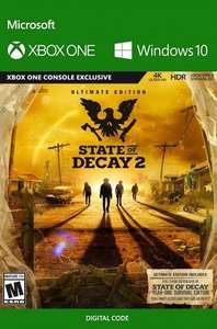 State of Decay 2 Ultimate Edition Xbox One & PC [Play early from today]  £35.14 @CDKeys