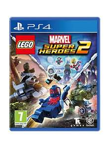 PS4 Lego Marvel Super Heroes 2 £16.85 @ Base